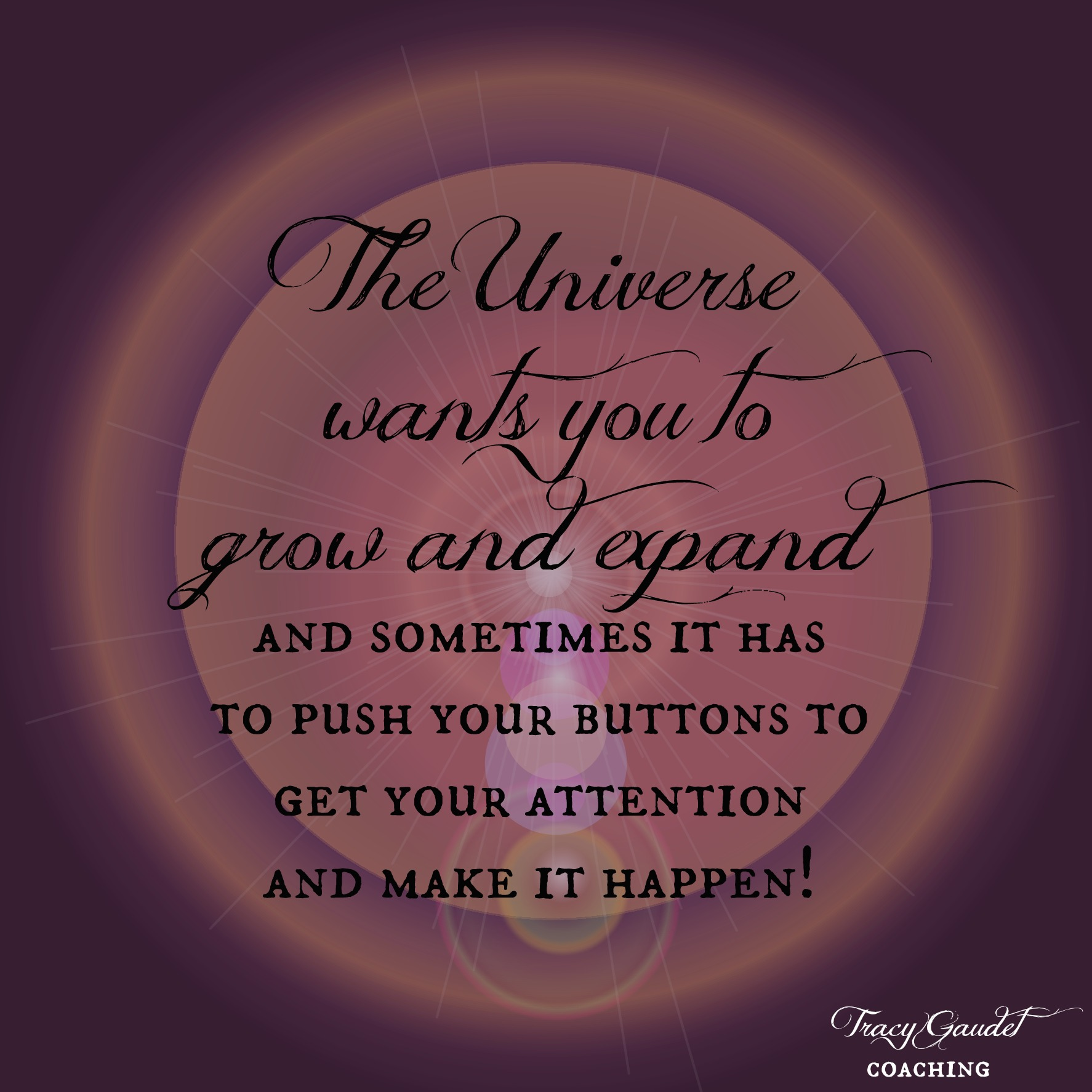 Laws Of Attraction Quotes June Law Of Attraction Quotes  Tracy Gaudet Intuitive Happiness Coach