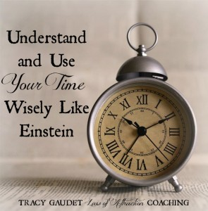 How to Understand and Use Your Time Wisely Like Einstein