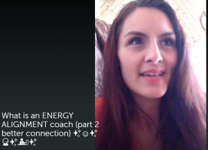 What is an energy alignment coach & 3 ways to attract what you want! (Periscope Replay Videos)