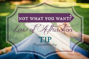 Law of Attraction Tip #21 You Can't Always Get What You Want