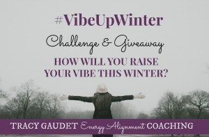 #VibeUpWinter Challenge and Giveaway