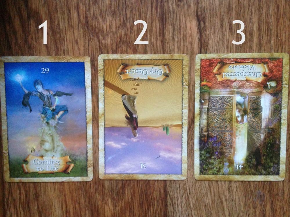 spiritual coach cards