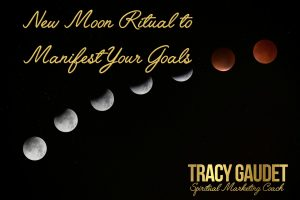 New Moon Ritual to Manifest Your Goals