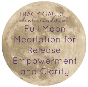 Full Moon Meditation for Release, Empowerment and Clarity