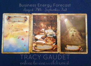 Business Energy Forecast Week of August 28th
