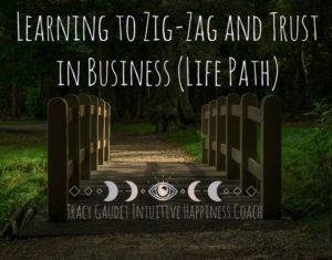 Learning to Zig-Zag and Trust in Business