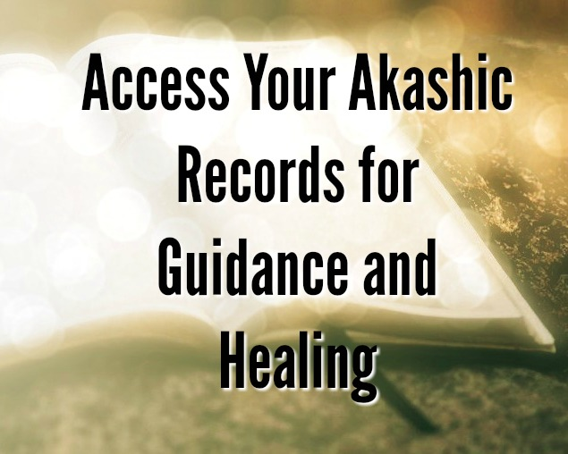 access your akashic records soul book