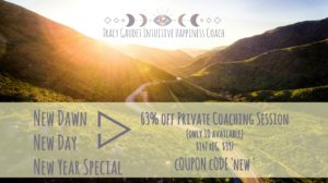 New Dawn, New Day, New Year Special – 10 Spots Open! PLUS BONUS 1212 ACTIVATION!