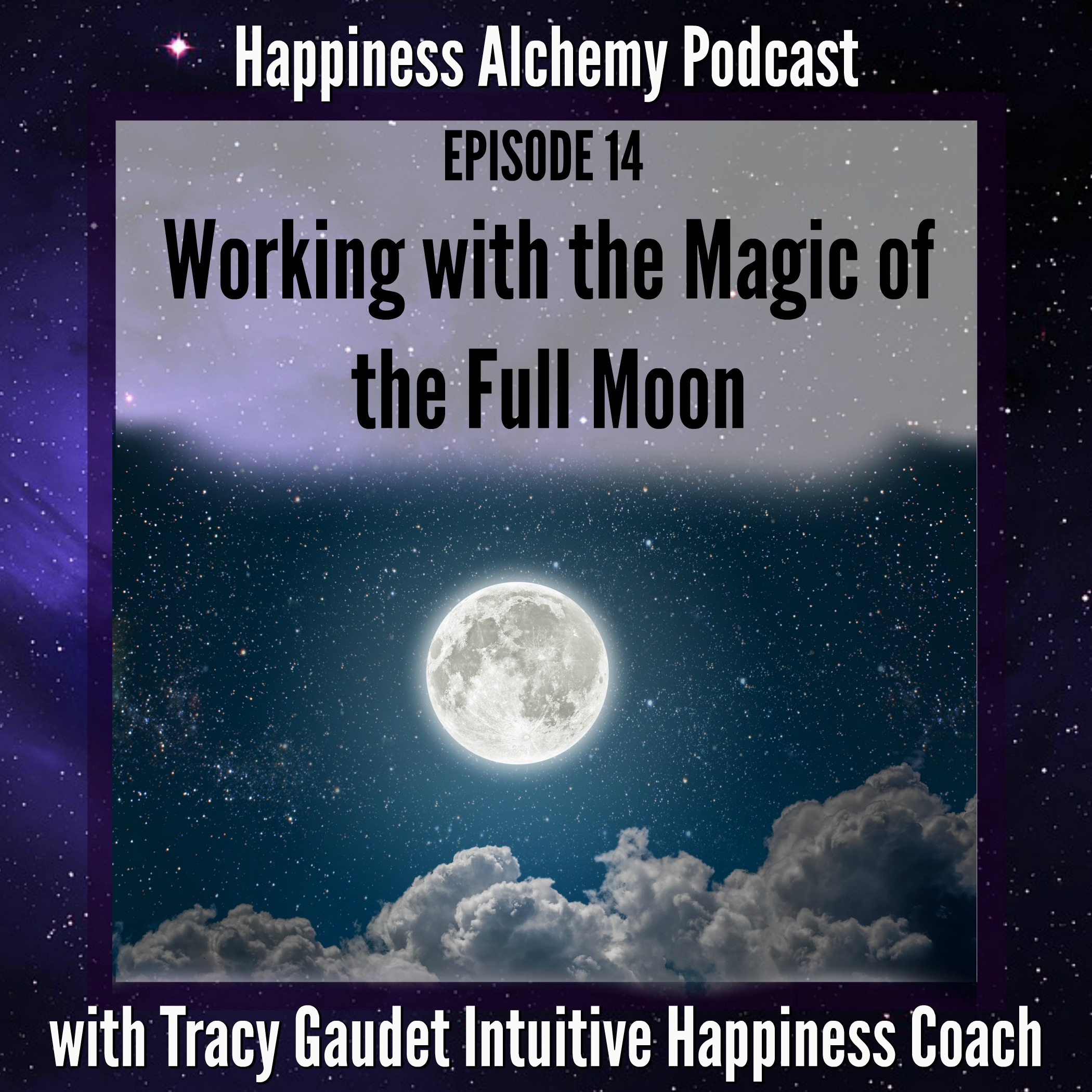 work with the full moon