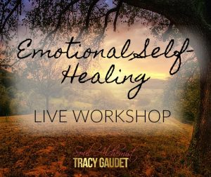 Emotional Self Healing Now LIVE Workshop